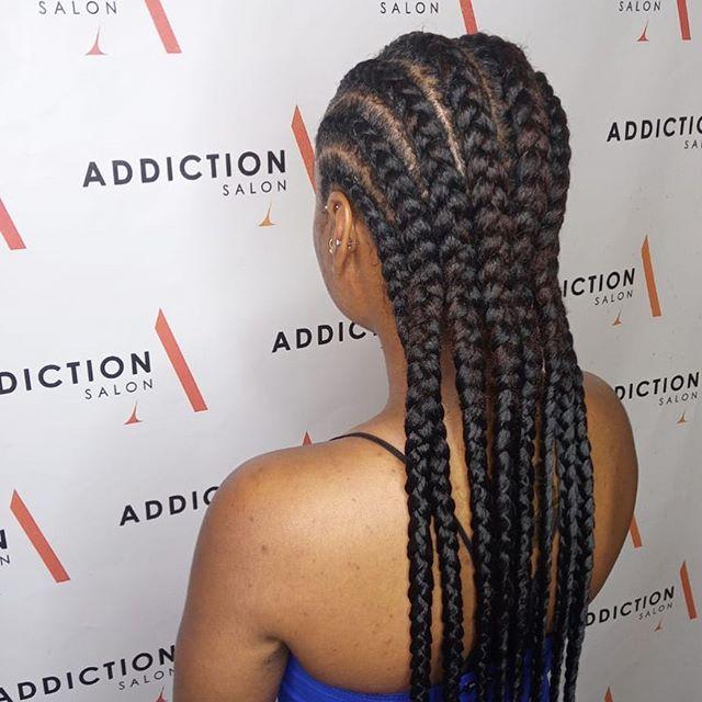 Salon Addiction