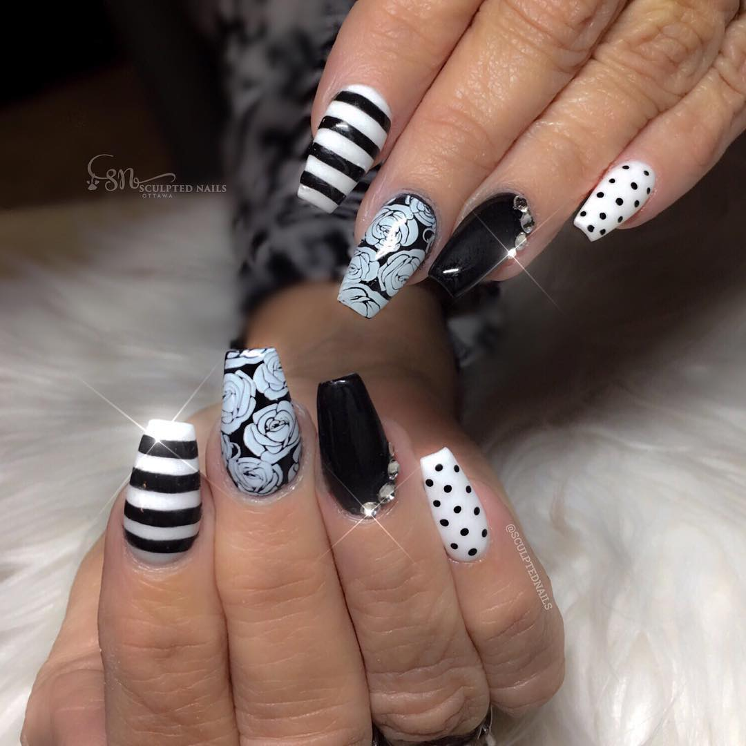 Sculpted Nails